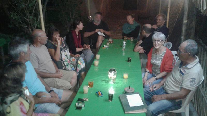 [Maroc Camp/Dernières nouvelles] Le bar est ouvert au camping la vallée à ABAYNOU 20171110