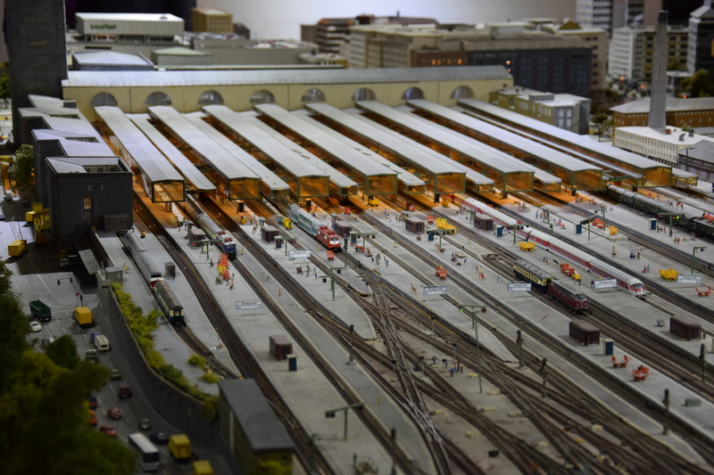 Stellwerk S - Der Bahnhof Stuttgart von Wolfgang Frey in 1:160 Dsc_0120