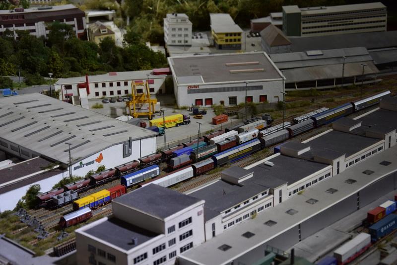 Stellwerk S - Der Bahnhof Stuttgart von Wolfgang Frey in 1:160 Dsc_0122