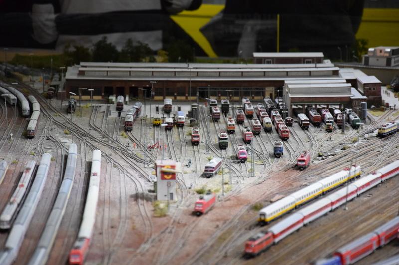 Stellwerk S - Der Bahnhof Stuttgart von Wolfgang Frey in 1:160 Dsc_0131
