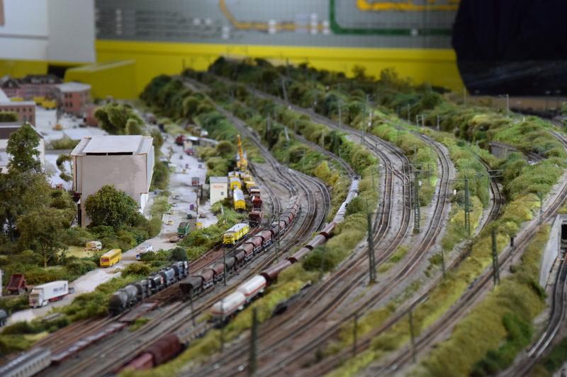 Stellwerk S - Der Bahnhof Stuttgart von Wolfgang Frey in 1:160 Dsc_0140