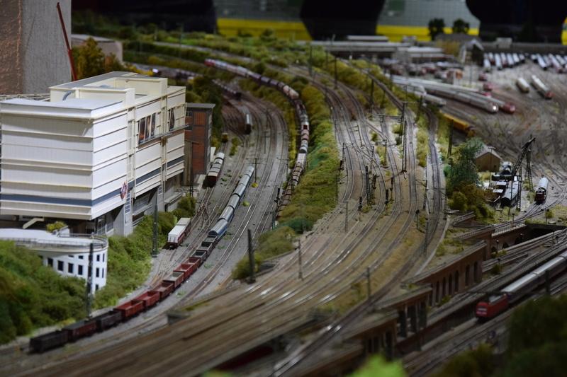 Stellwerk S - Der Bahnhof Stuttgart von Wolfgang Frey in 1:160 Dsc_0142
