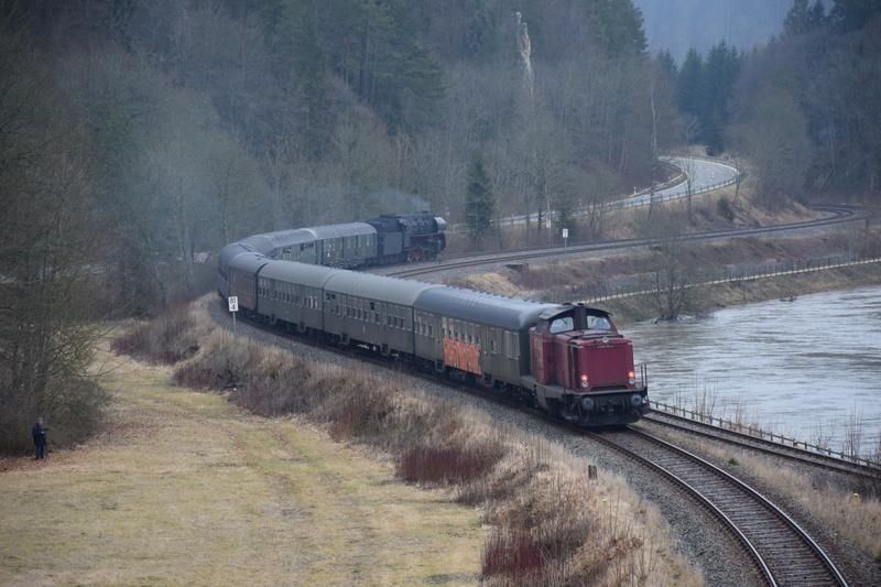 40 Jahre Dreikönigsdampf Eisenbahnfreunde Zollernbahn 2018 Dsc_0312