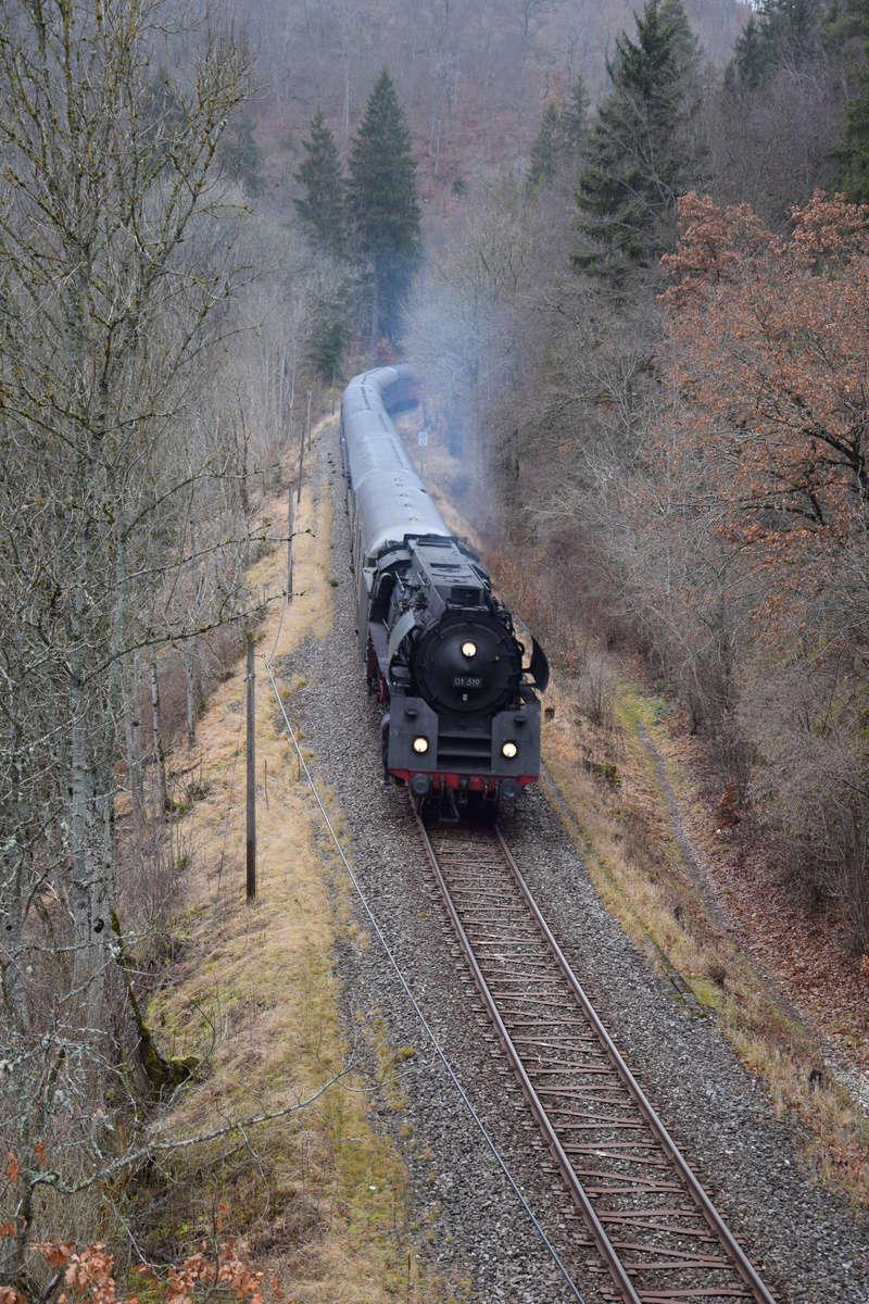 40 Jahre Dreikönigsdampf Eisenbahnfreunde Zollernbahn 2018 Dsc_0313