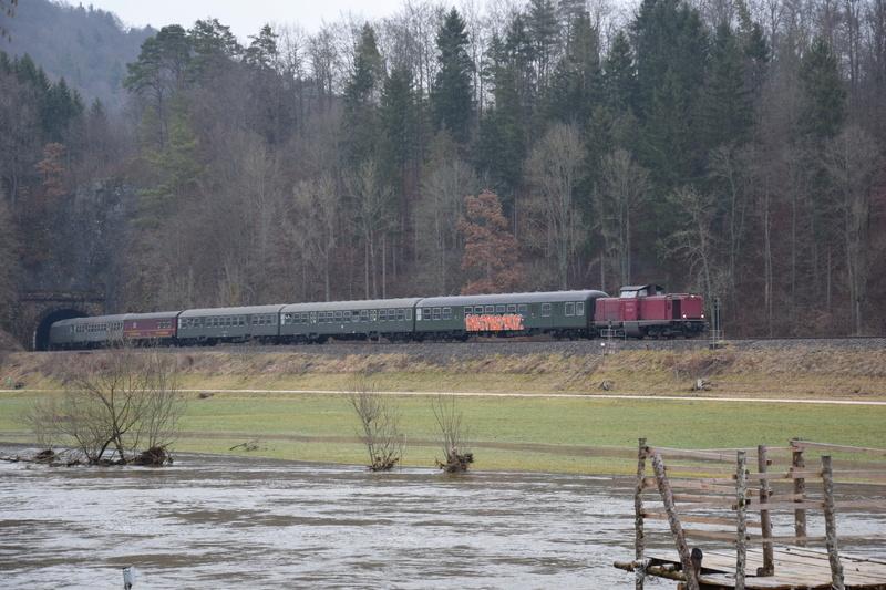 40 Jahre Dreikönigsdampf Eisenbahnfreunde Zollernbahn 2018 Dsc_0411