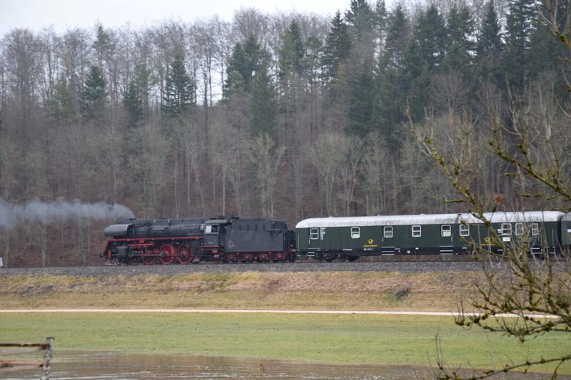 40 Jahre Dreikönigsdampf Eisenbahnfreunde Zollernbahn 2018 Dsc_0413