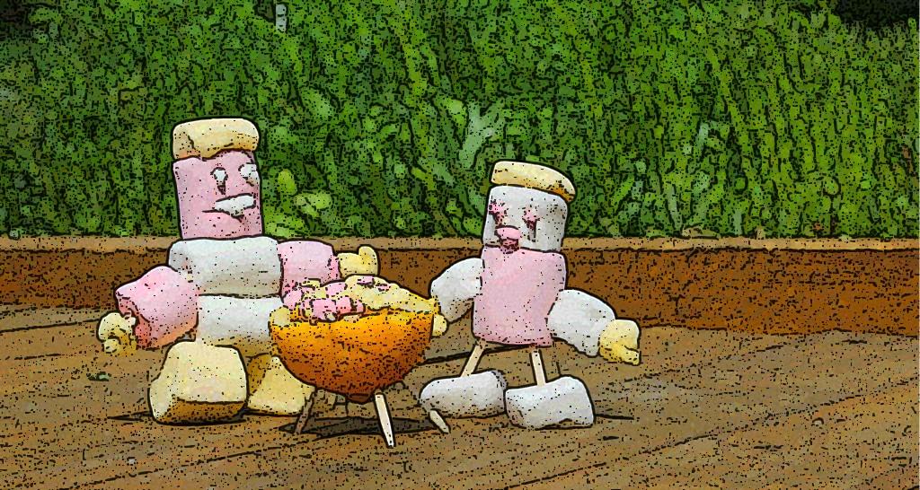 """Concours photo du mois de mai 2018 - Thème """"sublimer des chamallows ou marshmallows"""" (terminé) Img_0013"""