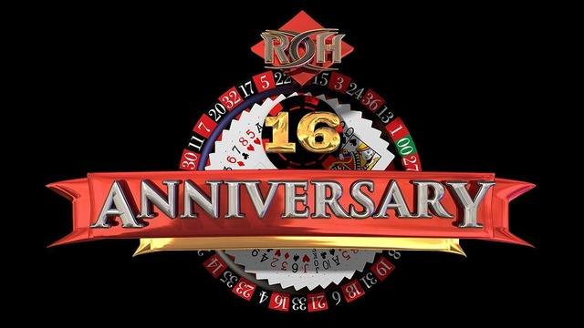 [Résultats] ROH 16th Anniversary du 9/03/2018 16than10