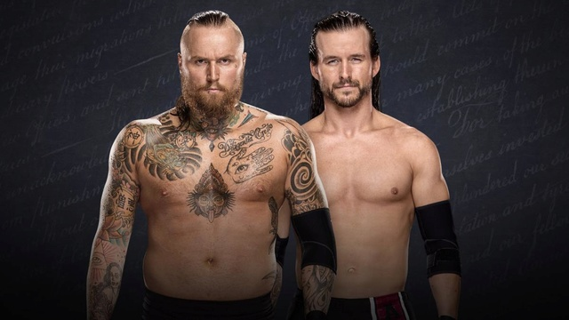 NXT TakeOver : Philadelphia du 27/01/2018 20180110