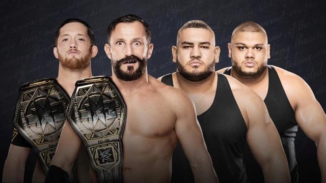 NXT TakeOver : Philadelphia du 27/01/2018 20180112
