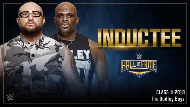 [Divers] Nouveaux noms annoncés pour le Hall of Fame de la WWE 20180118