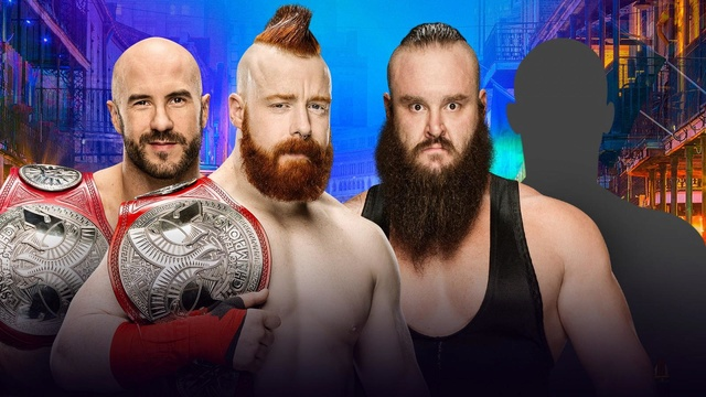 WWE Wrestlemania 34 du 8/04/2018 20180320