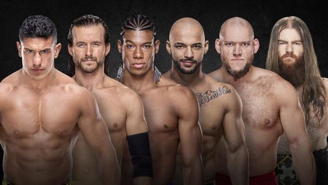 NXT TakeOver : Nouvelle-Orléans du 07/04/2018 20180323