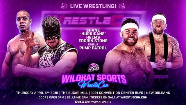 WrestleCon 2018 du 5 au 8/04/2018 29102011