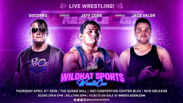 WrestleCon 2018 du 5 au 8/04/2018 29133211