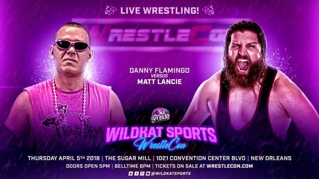 WrestleCon 2018 du 5 au 8/04/2018 29133911