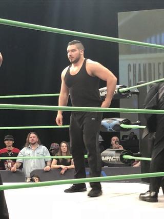[Spoilers] Nouveau départ et deux arrivées à Impact Wrestling Doo4lg10