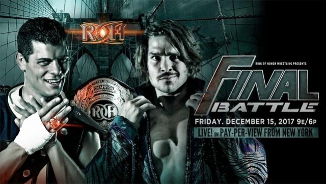 [Résultats] ROH Final Battle 2017 du 15/12/2017 Drf7vi10