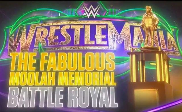 WWE Wrestlemania 34 du 8/04/2018 Fabulo10