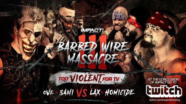 [Divers] Impact Wrestling lance sa chaîne Twitch Massac10