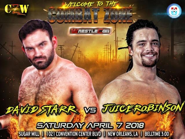 WrestleCon 2018 du 5 au 8/04/2018 Starr-10