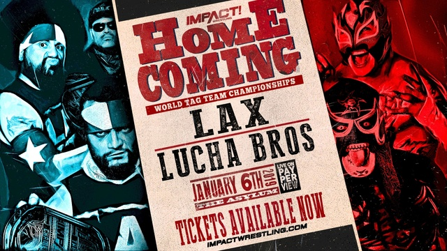 Impact Wrestling HomeComing du 6/01/2019 Tagtit11