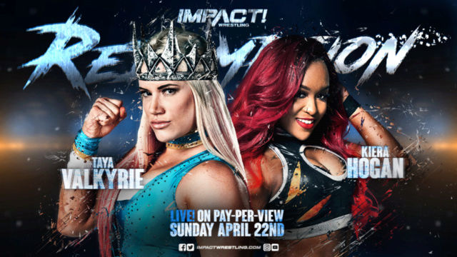 Impact Wrestling Redemption du 22/04/2018 Tayaho10
