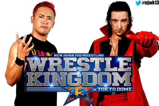 NJPW Wrestle Kingdom du 4/01/2019 Wk10