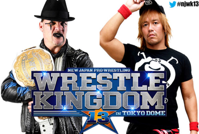 NJPW Wrestle Kingdom du 4/01/2019 Wk1310