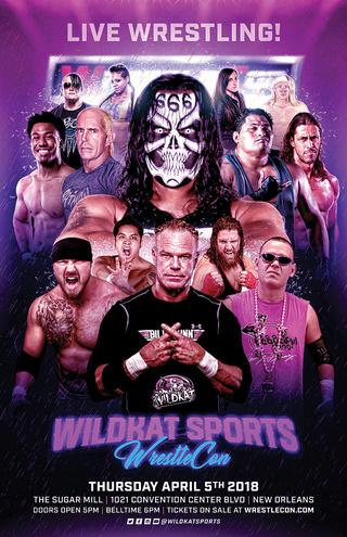 WrestleCon 2018 du 5 au 8/04/2018 Wrestl12