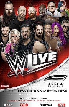 [Divers] La WWE annonce une nouvelle date en France ! Xwwep310