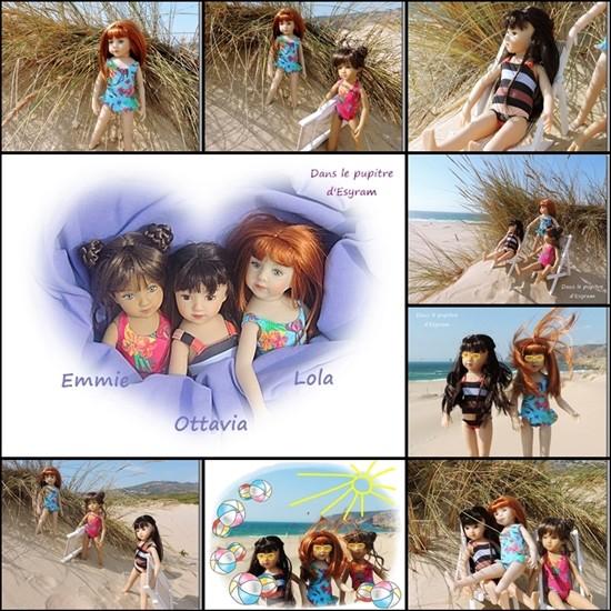 Les Maru d'Esyram : Les petites en vacances au Portugal : la fin du voyage  (page 11) - Page 11 Mosa36