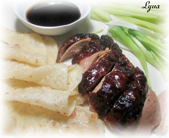 Petites crêpes chinoises Canard12