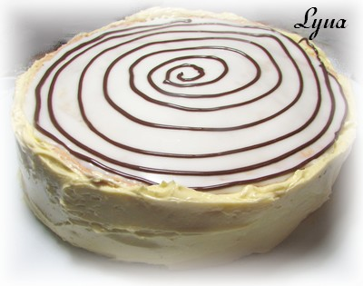 Gâteau Hongrois Prince Esterhazy Esterh12