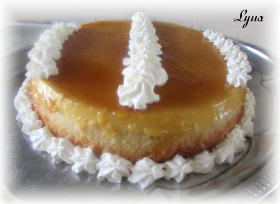 Gâteau flan aux trois laits Gyteau18