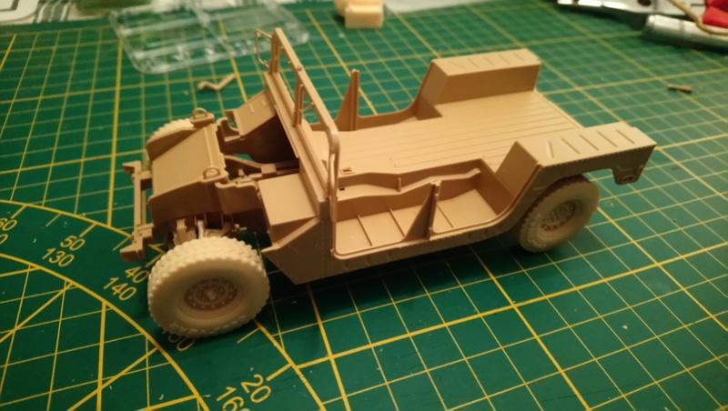 Humvee M 1025 - Tamiya 1/35 1025_110