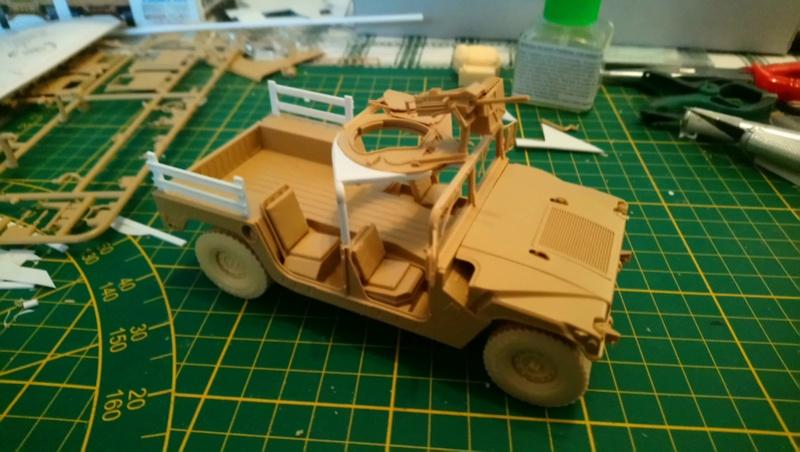 Humvee M 1025 - Tamiya 1/35 1025_510