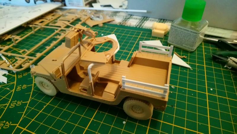 Humvee M 1025 - Tamiya 1/35 1025_610