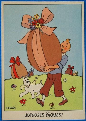 Joyeuses Pâques à tous les amis  Dsc07610