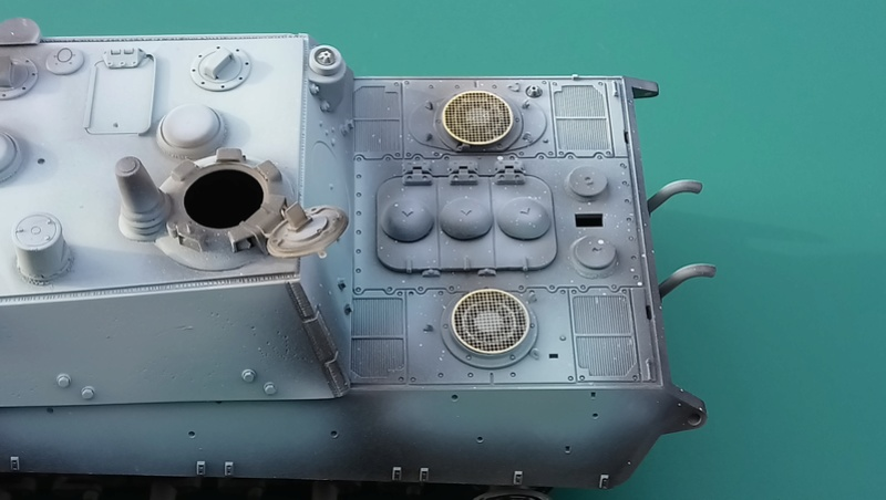 E 75 Eber - conversion Paper Panzer Production et E75 Trumpeter - 1/35 Dsc_0614