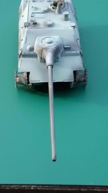 E 75 Eber - conversion Paper Panzer Production et E75 Trumpeter - 1/35 Dsc_0615
