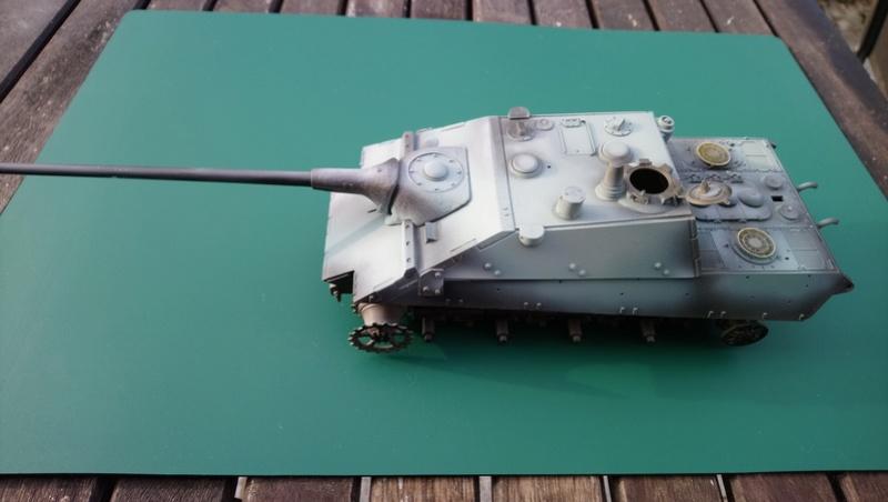 E 75 Eber - conversion Paper Panzer Production et E75 Trumpeter - 1/35 Dsc_0616