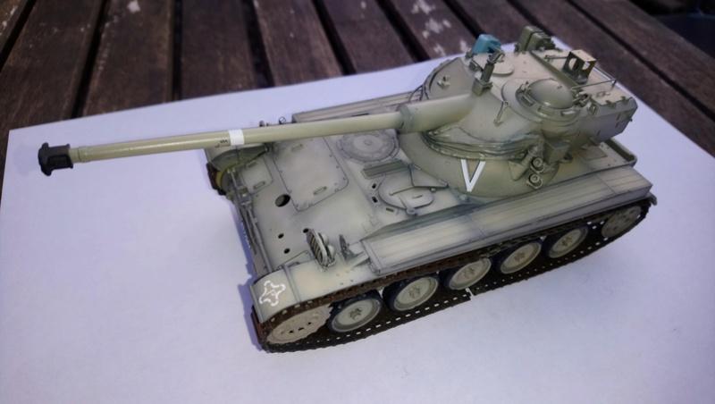 AMX 13 75 mm IDF - 1/35 Takom Dsc_0711
