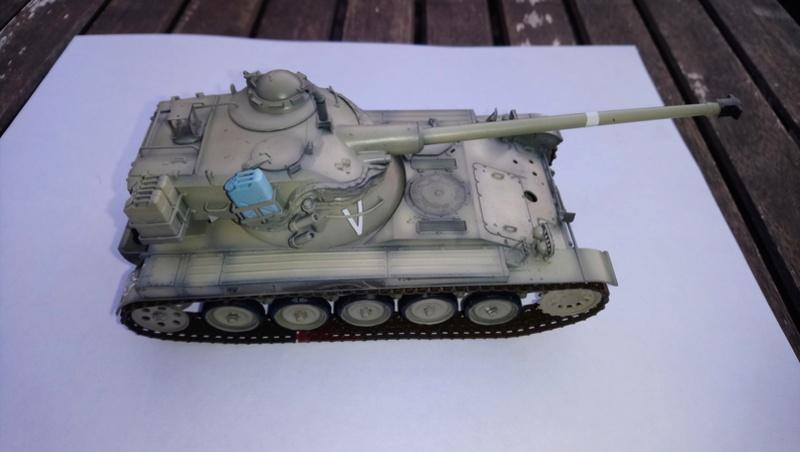 AMX 13 75 mm IDF - 1/35 Takom Dsc_0712
