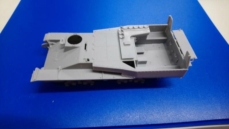 Grille M - Alan 1/35 M10