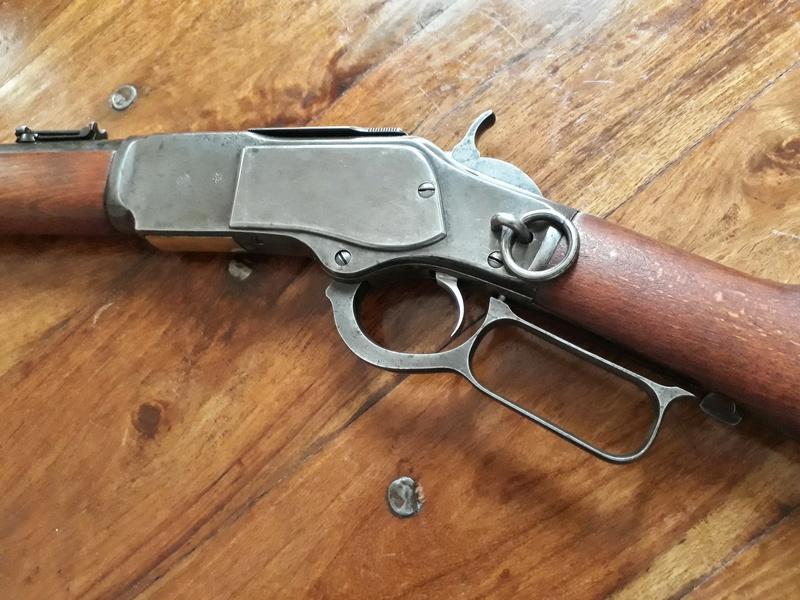 Winchester Model 73 Euroarms de 1973 20171110