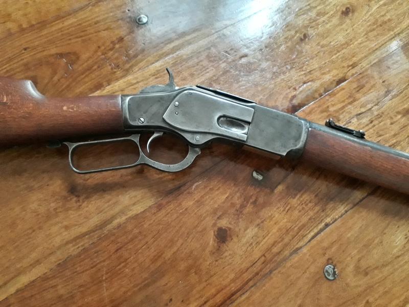 Winchester Model 73 Euroarms de 1973 20171112