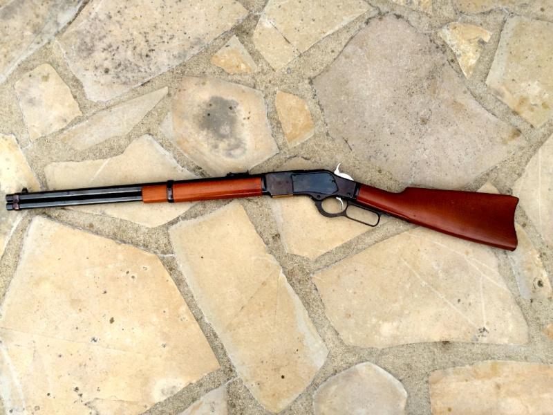 Winchester Model 73 Euroarms de 1973 Img_1410