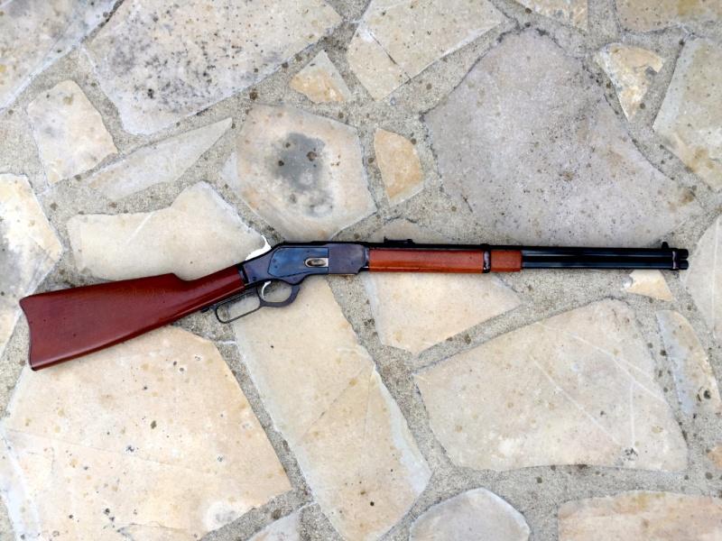 Winchester Model 73 Euroarms de 1973 Img_1411