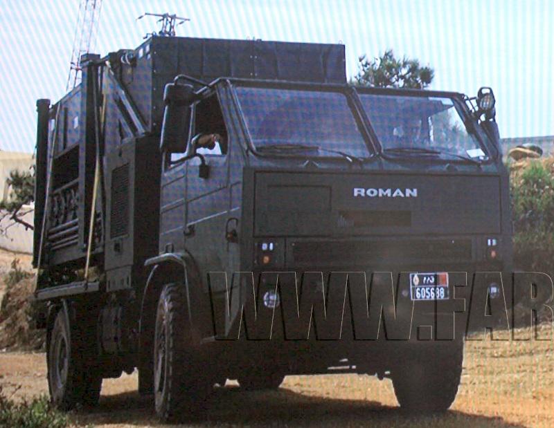 Photos véhicules & servitudes des FRA Camion12